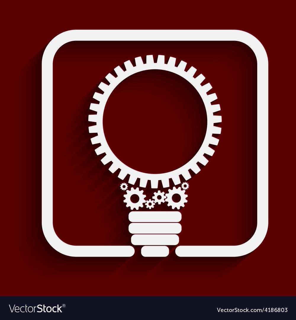 Creative bulb vector | Price: 1 Credit (USD $1)