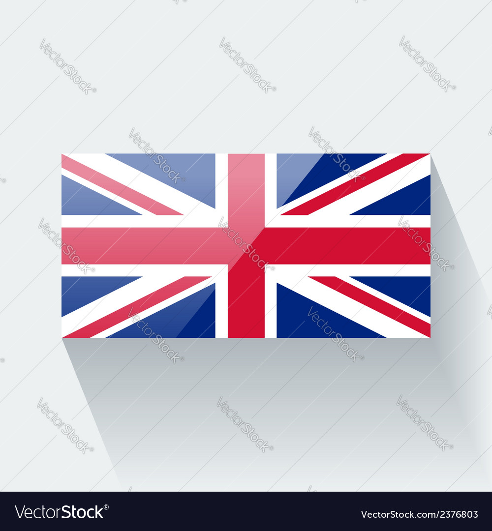 Flag of the uk vector | Price: 1 Credit (USD $1)