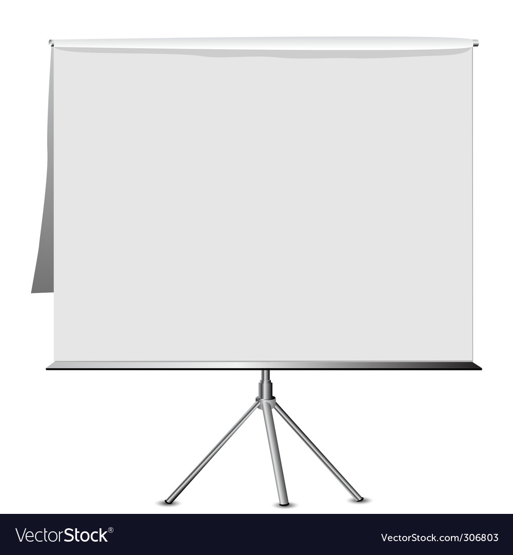 Flip chart vector | Price: 3 Credit (USD $3)