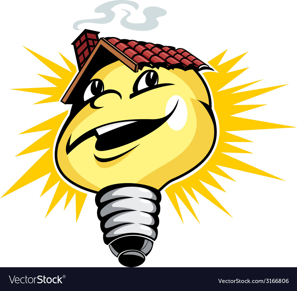 Lamp bulb vector | Price: 1 Credit (USD $1)