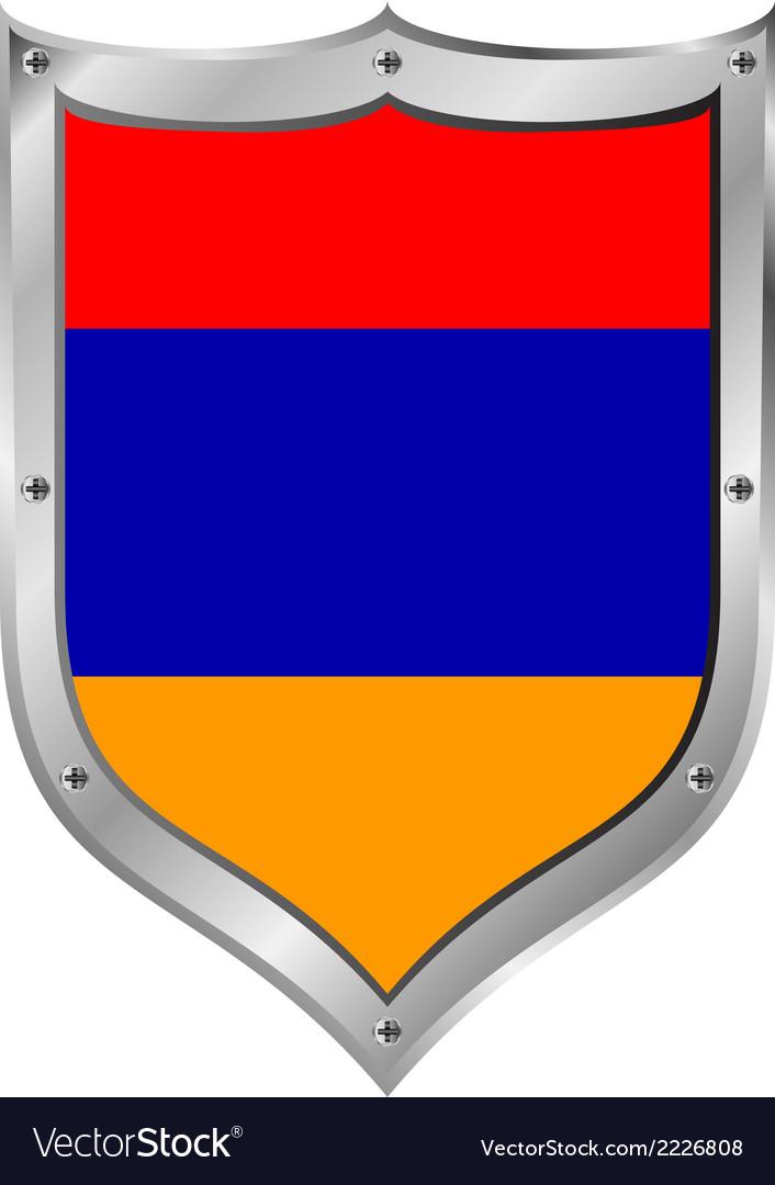 Armenia flag button vector   Price: 1 Credit (USD $1)