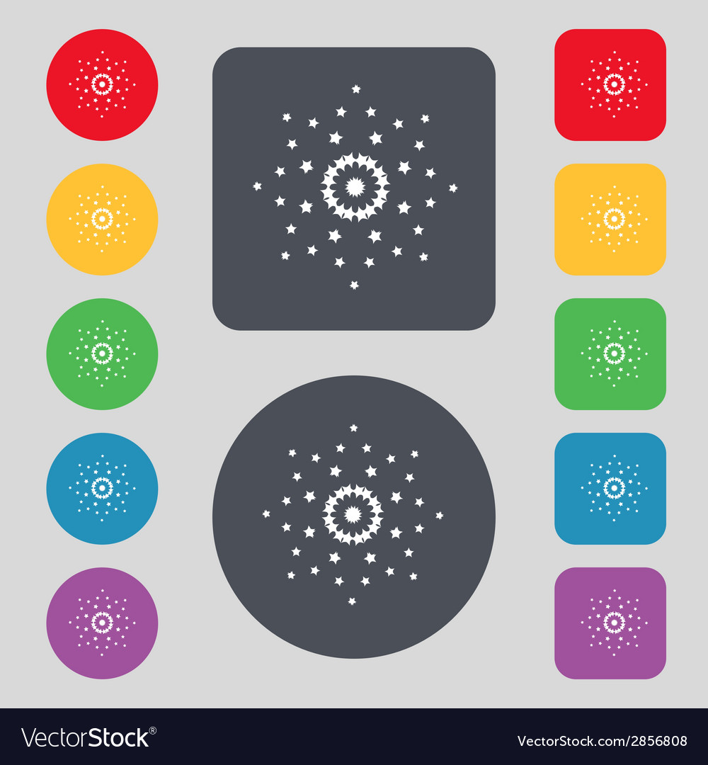 Star sign icon favorite button navigation symbol vector   Price: 1 Credit (USD $1)