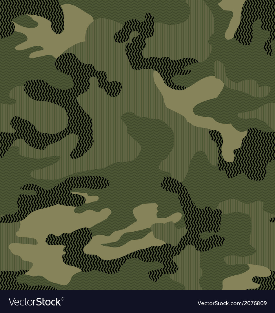 Micro pattern camouflage seamless vector | Price: 1 Credit (USD $1)
