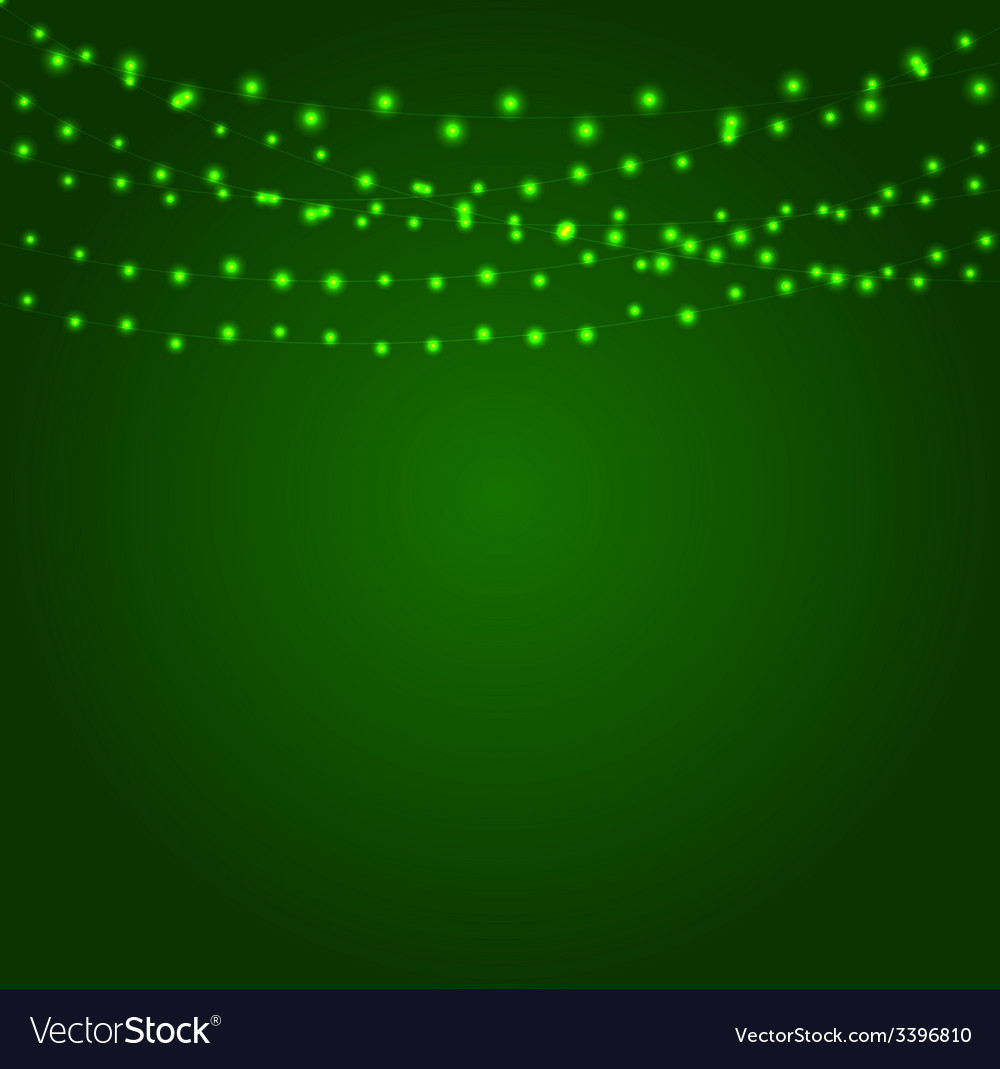 Christmas and new year background with luminous vector | Price: 1 Credit (USD $1)