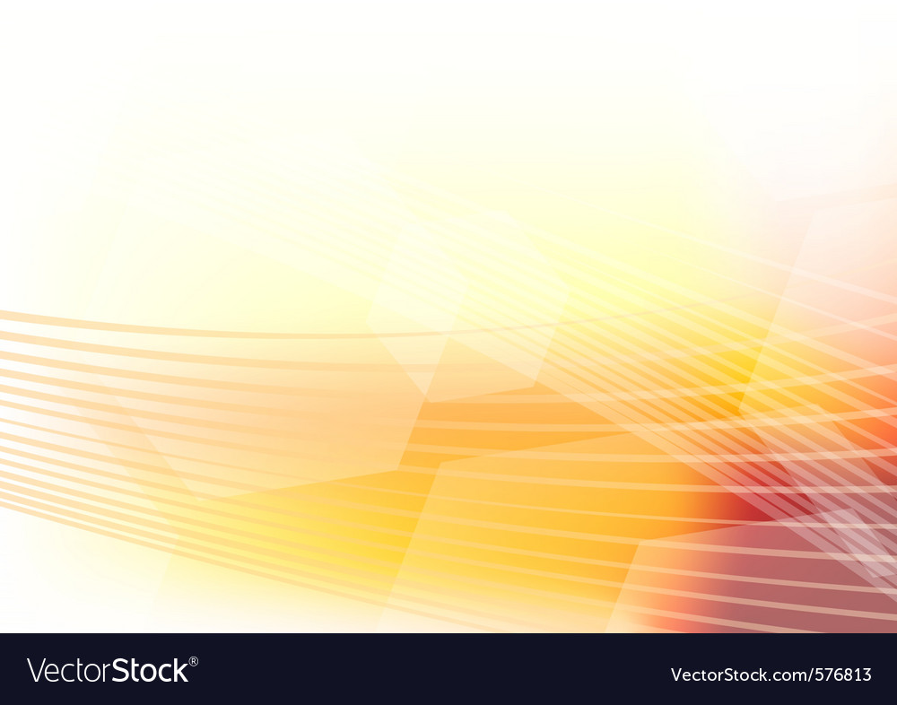 Hot background of warm colors vector | Price: 1 Credit (USD $1)
