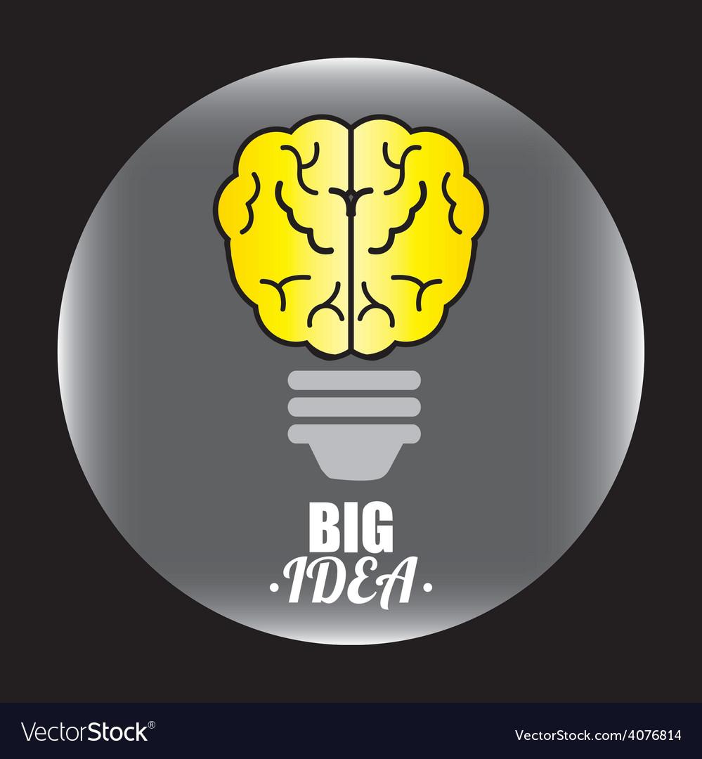 Big idea vector   Price: 1 Credit (USD $1)