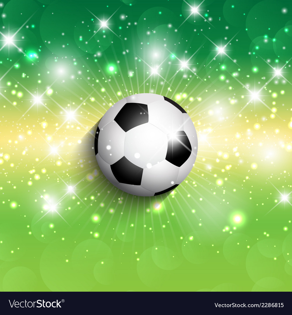 Football soccer background vector | Price: 1 Credit (USD $1)