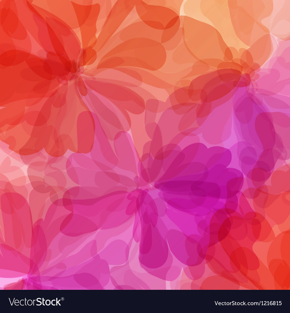 Red background watercolor painting vector | Price: 1 Credit (USD $1)