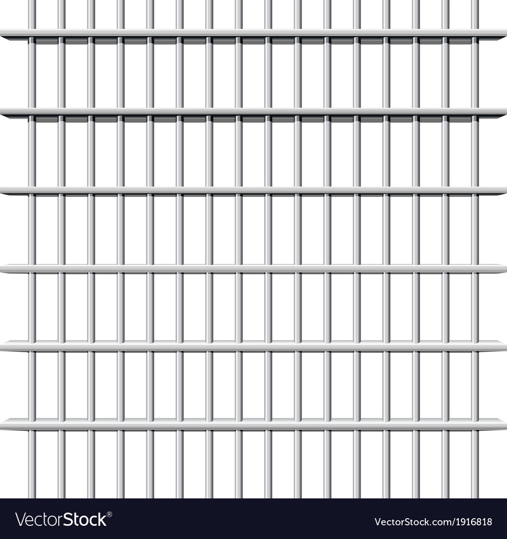 Prison grid vector | Price: 1 Credit (USD $1)