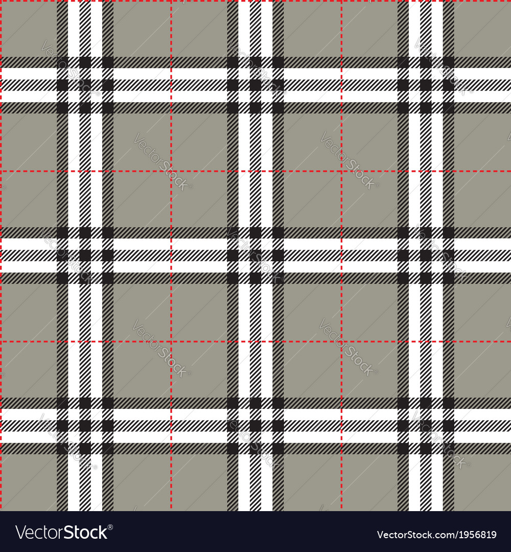 Fabric texture in a square pattern seamless vector | Price: 1 Credit (USD $1)