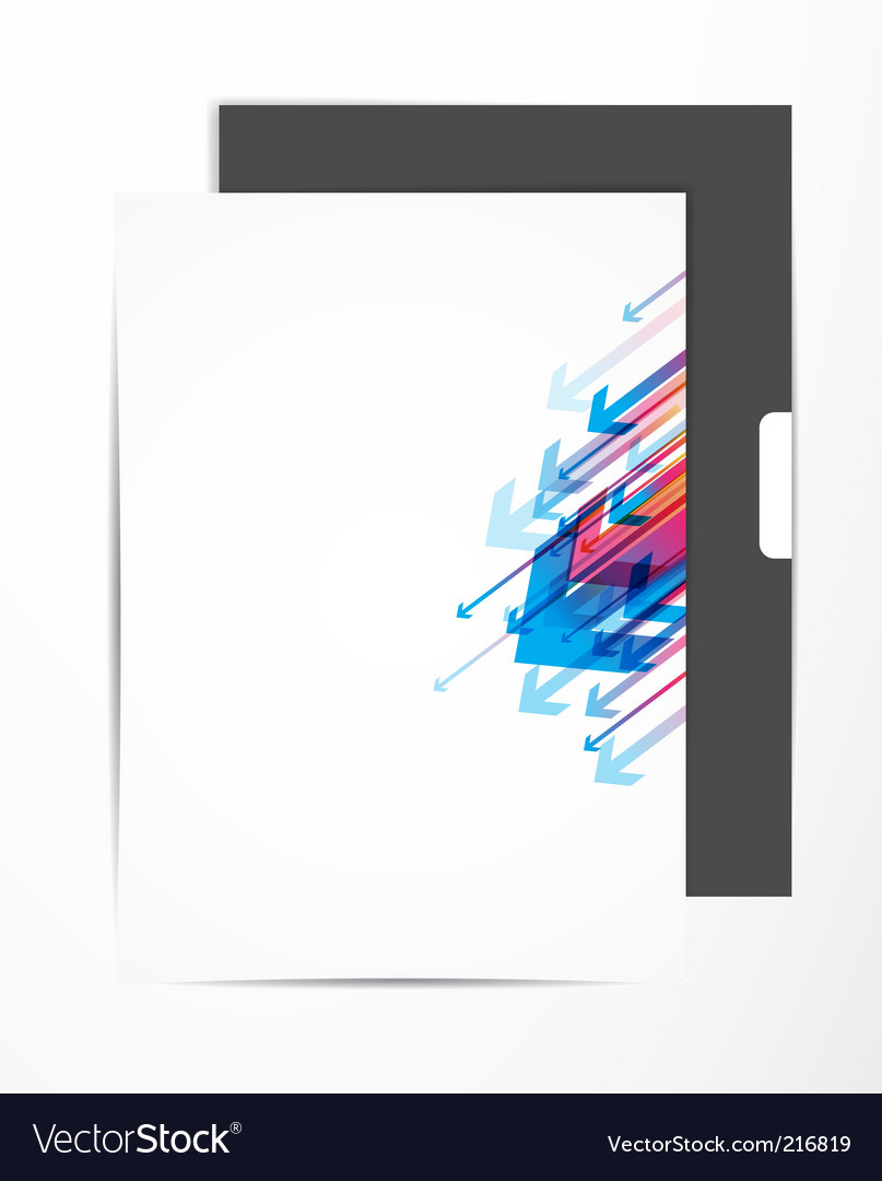 Letterhead design vector | Price: 1 Credit (USD $1)