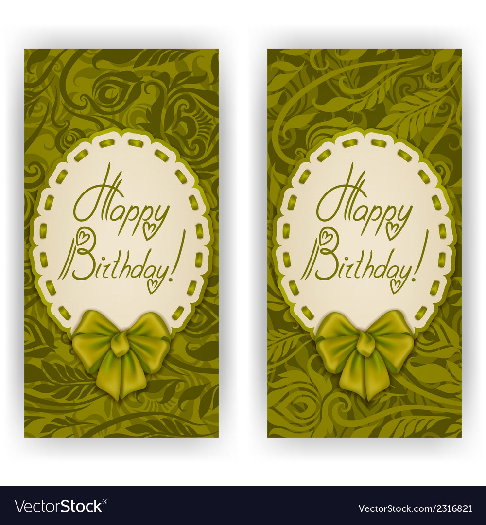 Elegant template for invitation card vector | Price: 1 Credit (USD $1)