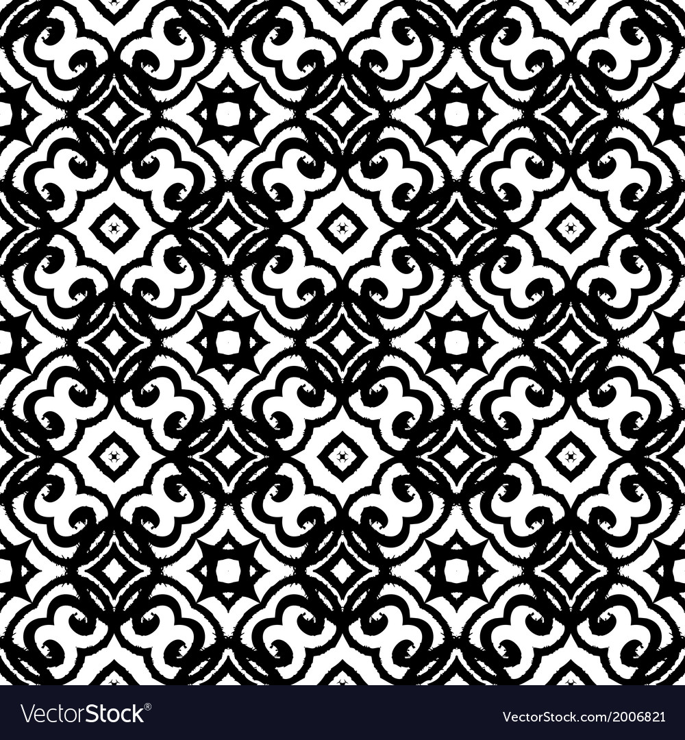Geometric art deco pattern vector | Price: 1 Credit (USD $1)