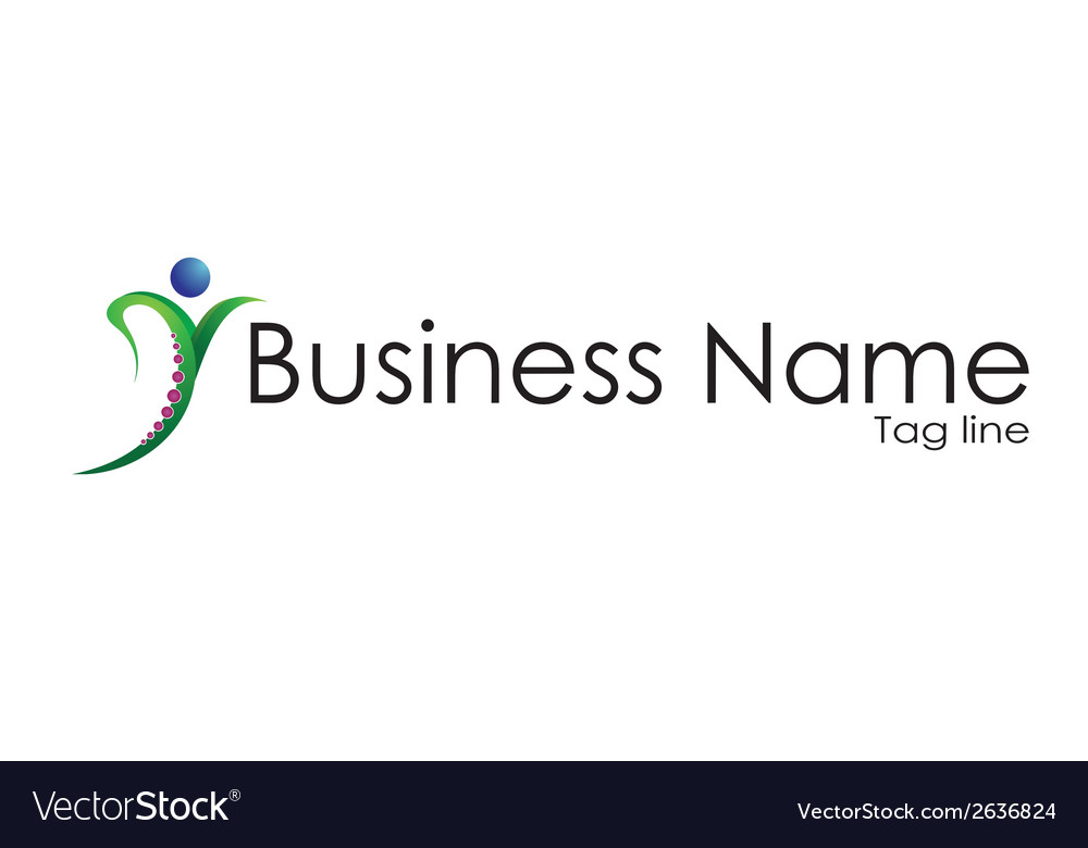 Business name vector | Price: 1 Credit (USD $1)