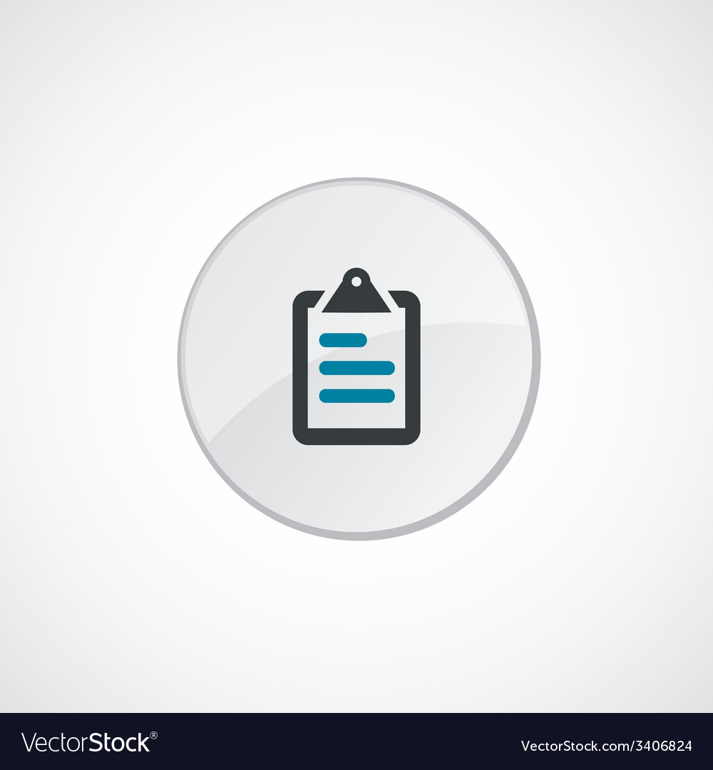 List icon 2 colored vector | Price: 1 Credit (USD $1)