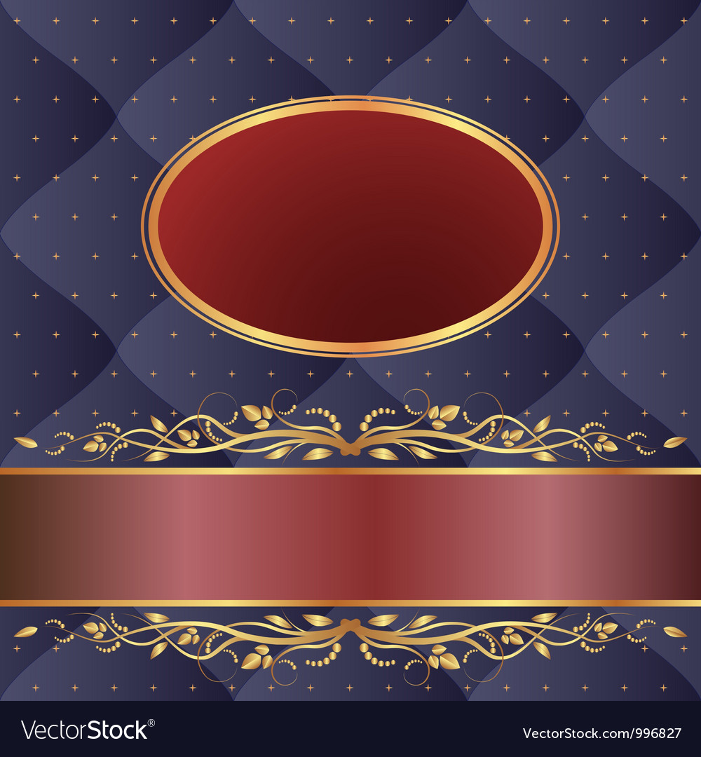 Navy blue and maroon background vector | Price: 1 Credit (USD $1)