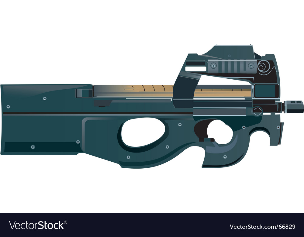 Automatic weapon vector | Price: 1 Credit (USD $1)