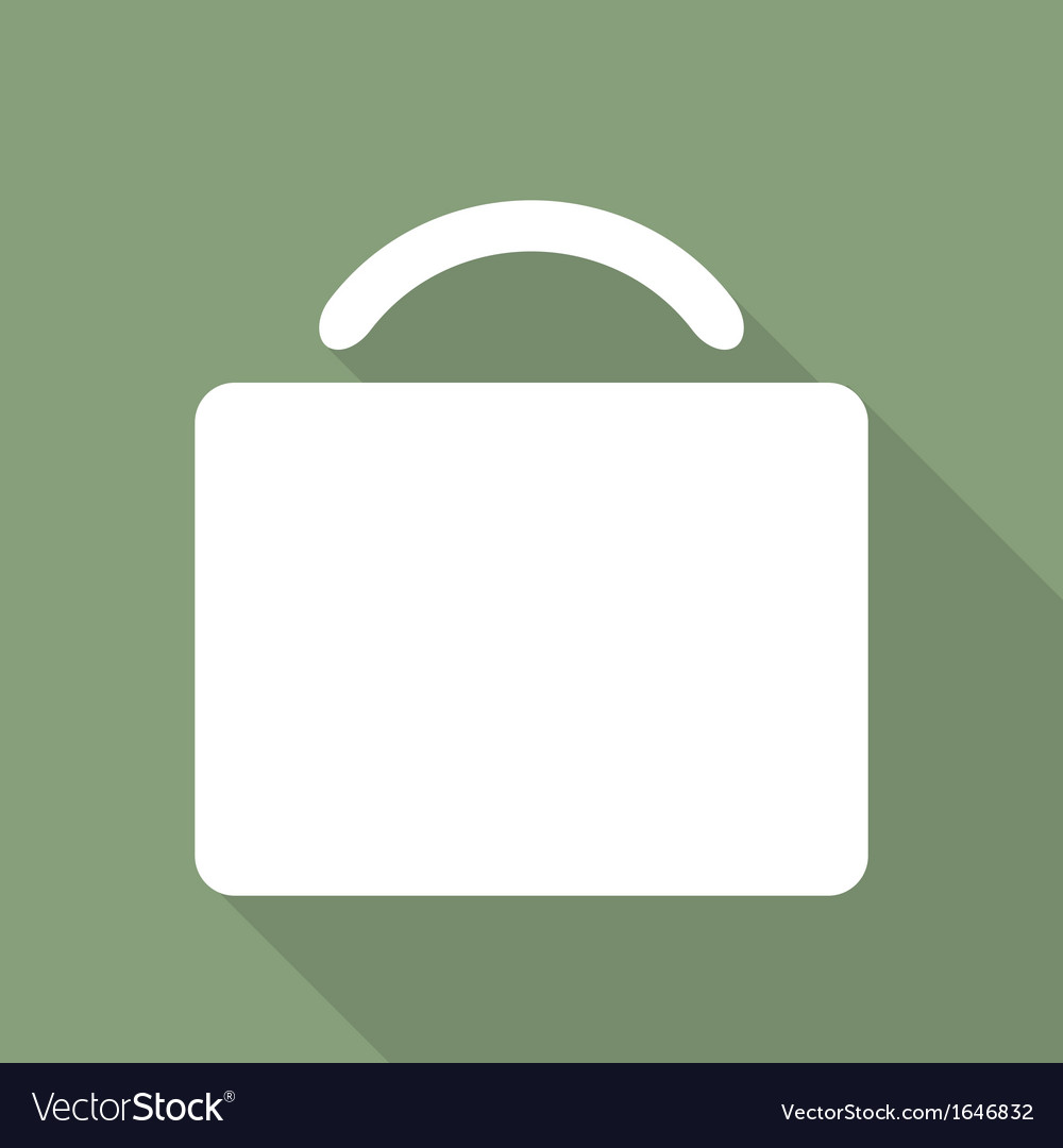 Portfolio web icon vector | Price: 1 Credit (USD $1)