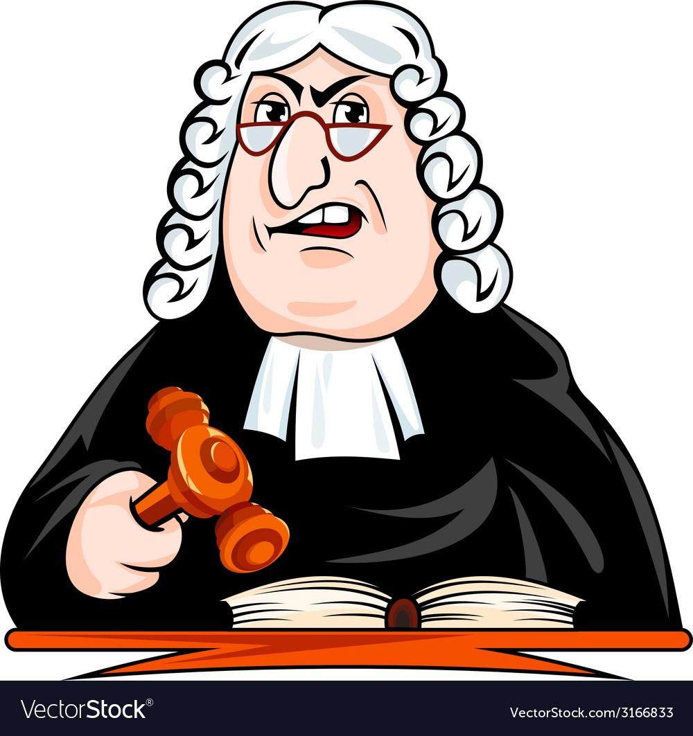 Judge make verdict vector | Price: 1 Credit (USD $1)