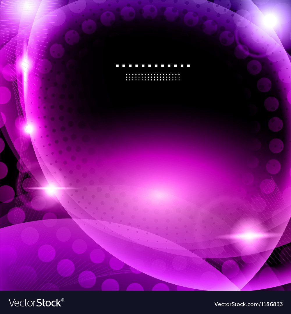 Shiny purple abstract background vector | Price: 1 Credit (USD $1)