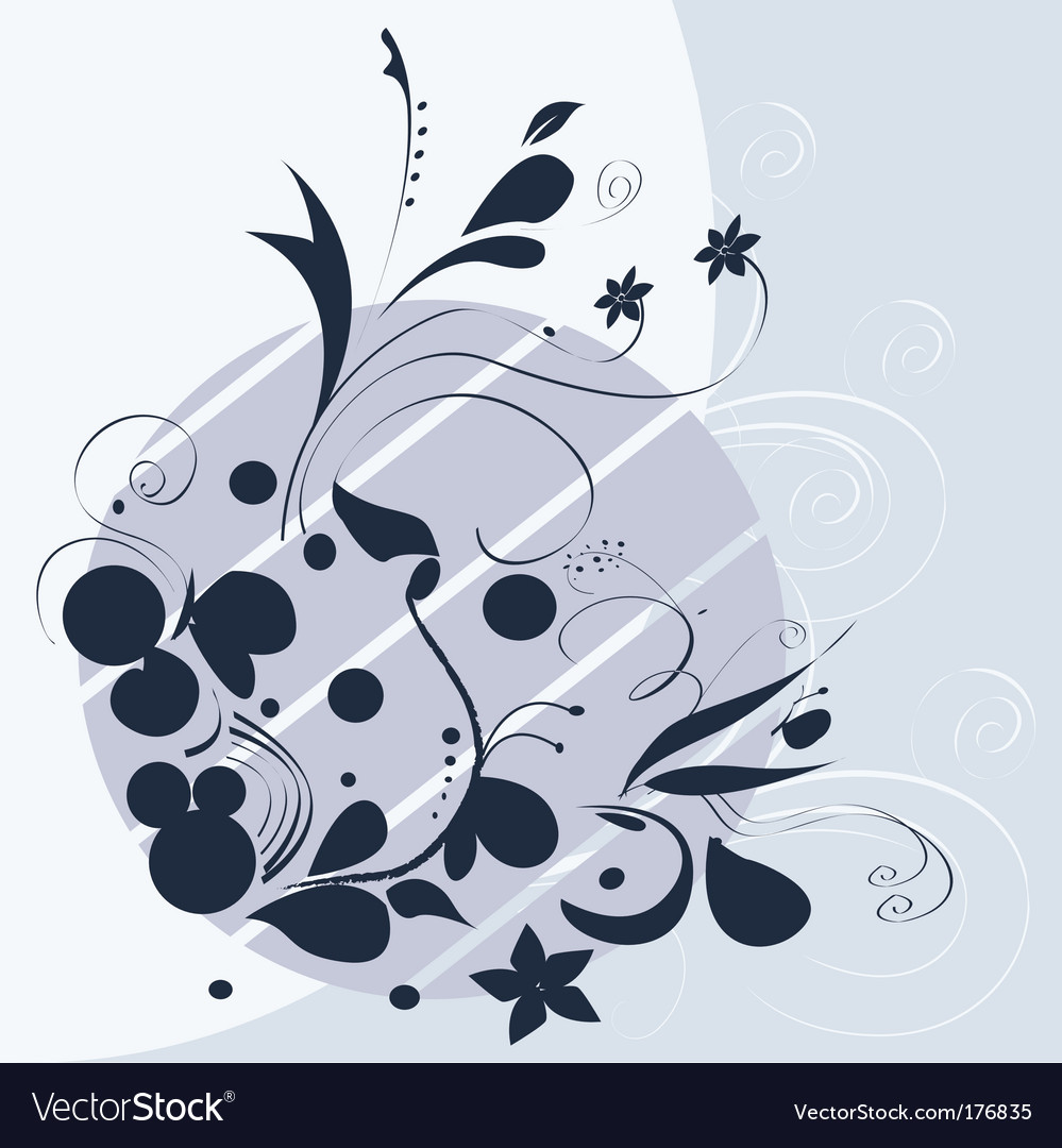 Decoration element vector | Price: 1 Credit (USD $1)