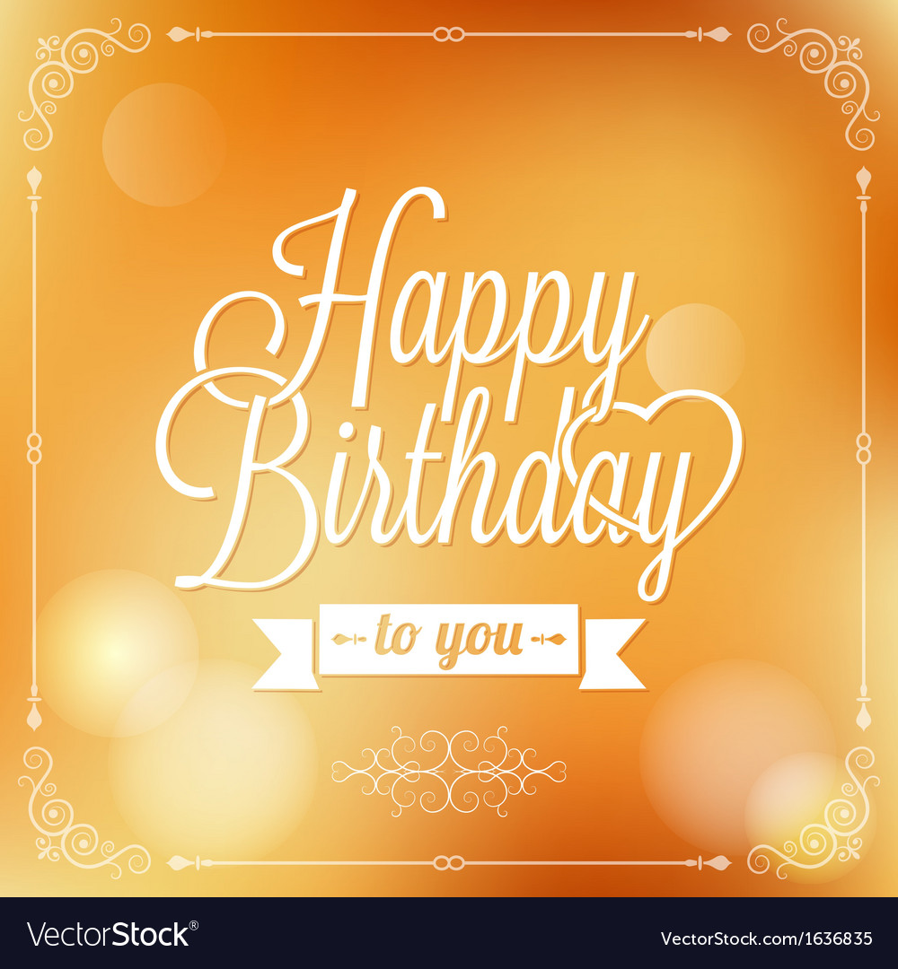 Holiday birthday vector | Price: 1 Credit (USD $1)