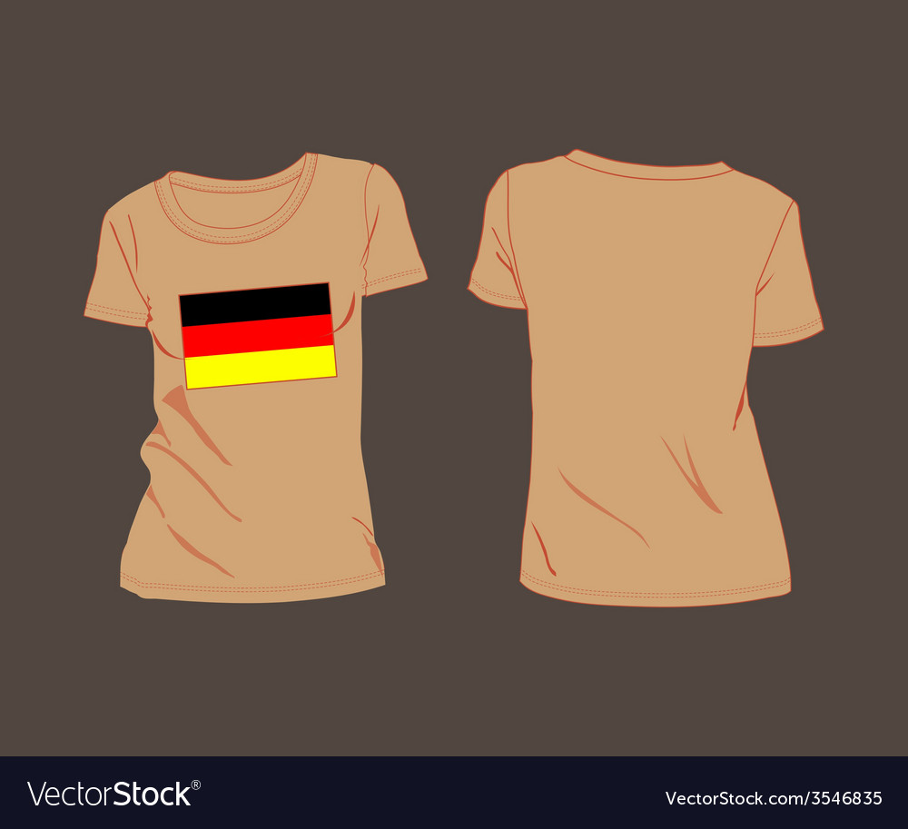National team of germany vector | Price: 1 Credit (USD $1)