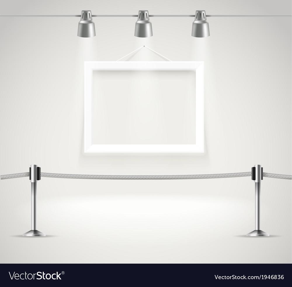Photorealistic bright gallery vector | Price: 1 Credit (USD $1)
