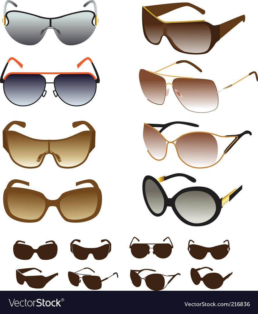 Sunglasses vector   Price: 1 Credit (USD $1)