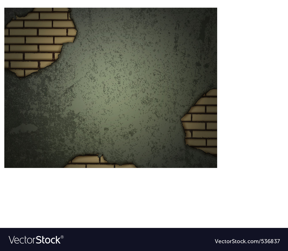 Grunge wall vector | Price: 3 Credit (USD $3)