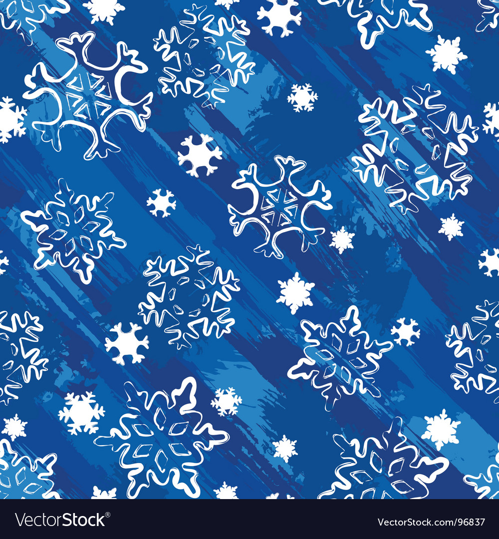 Grunge winter background vector | Price: 1 Credit (USD $1)