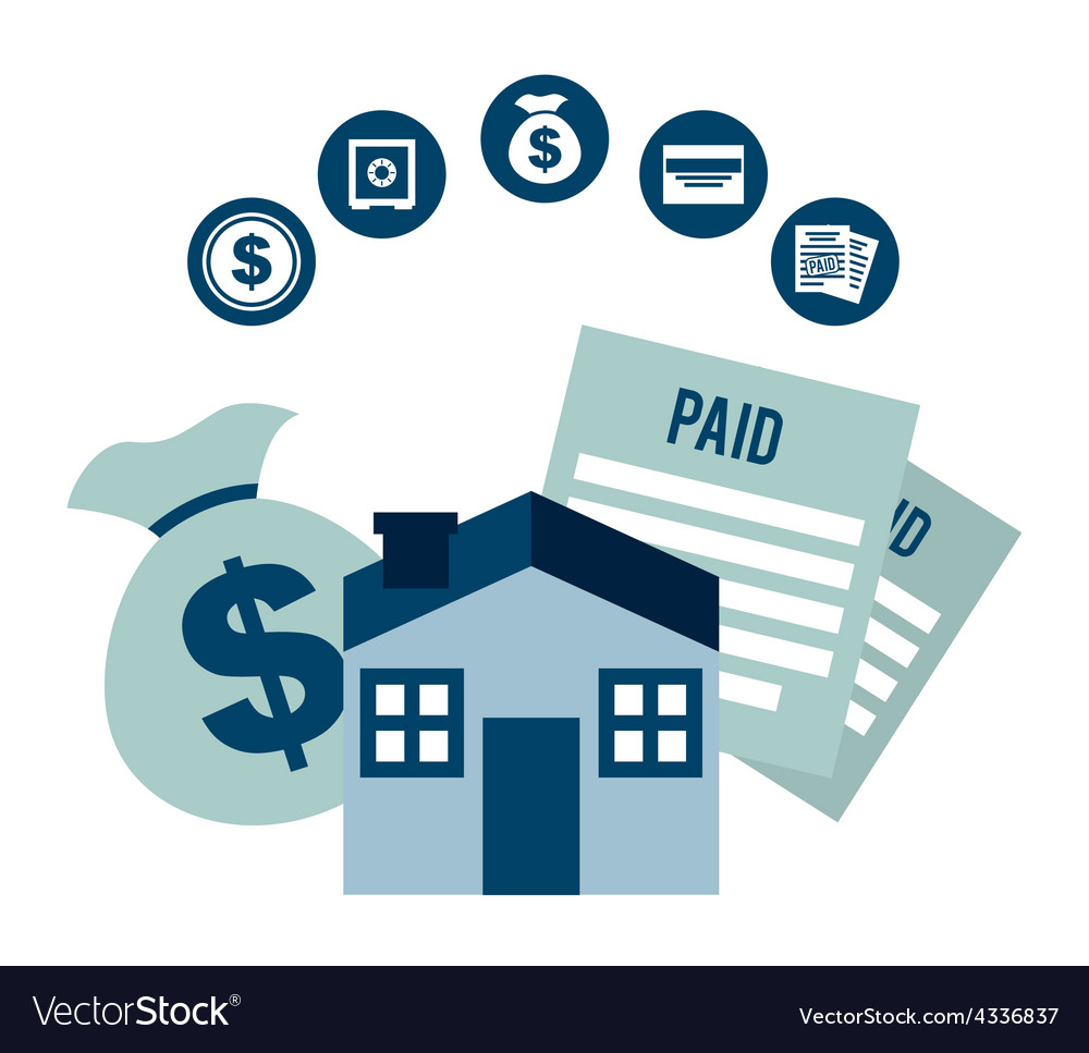 Pay taxes vector   Price: 1 Credit (USD $1)