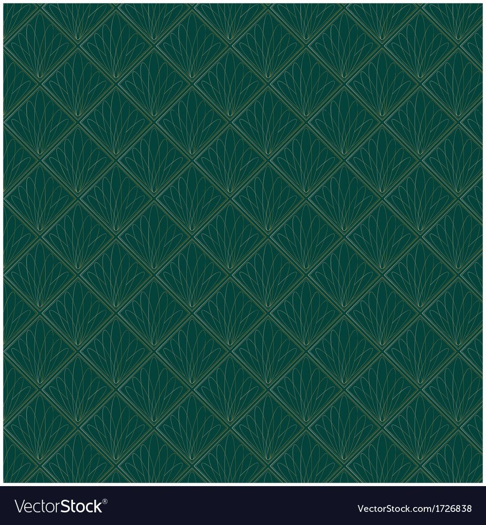 Art deco pattern vector | Price: 1 Credit (USD $1)