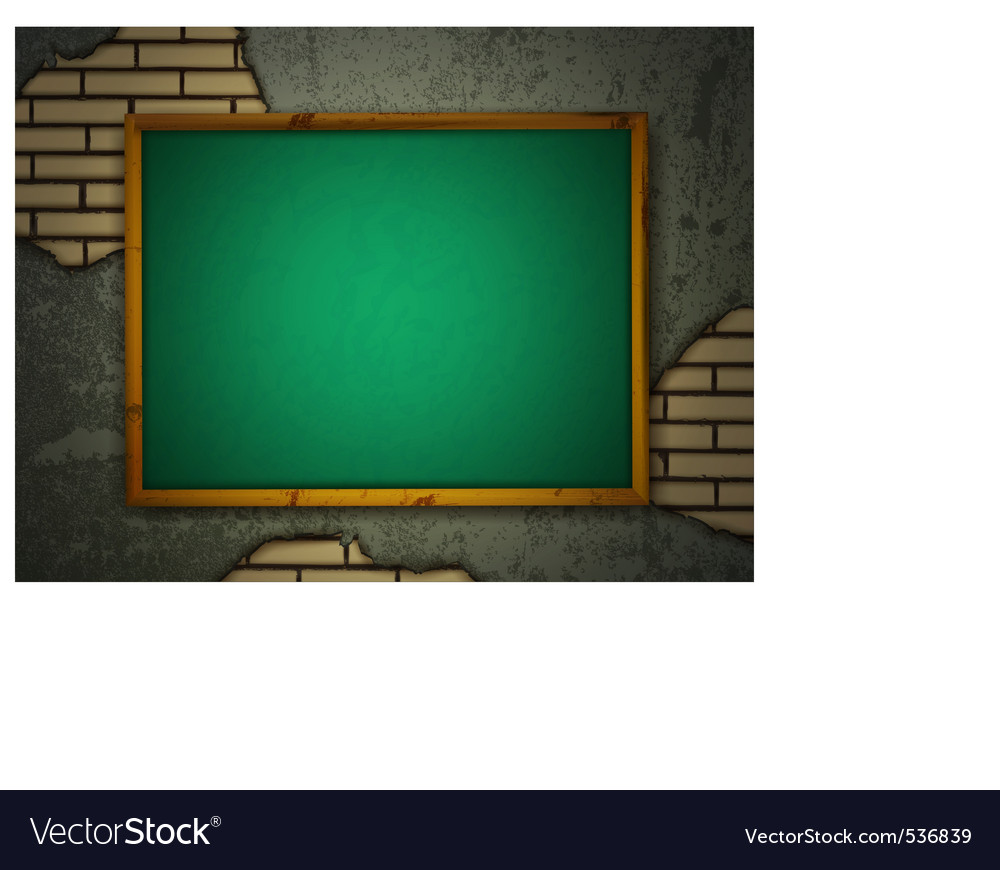 Blackboard vector | Price: 3 Credit (USD $3)