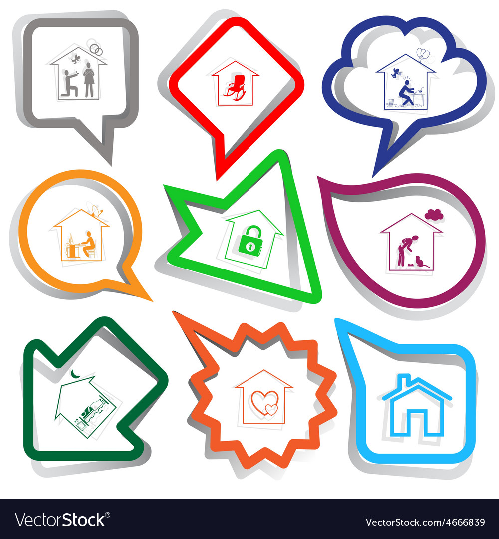 Home affiance home comfort home inspiration home vector | Price: 1 Credit (USD $1)