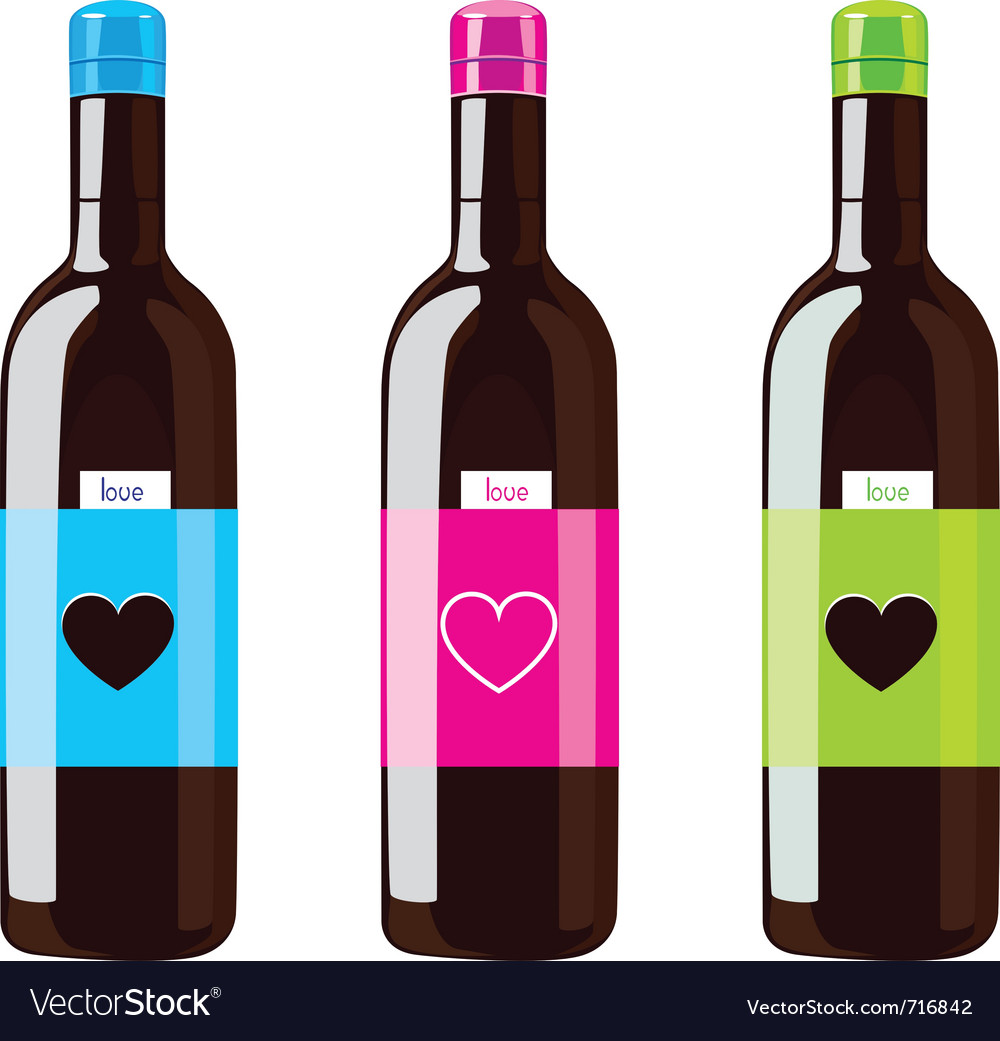 Bottle vector | Price: 1 Credit (USD $1)