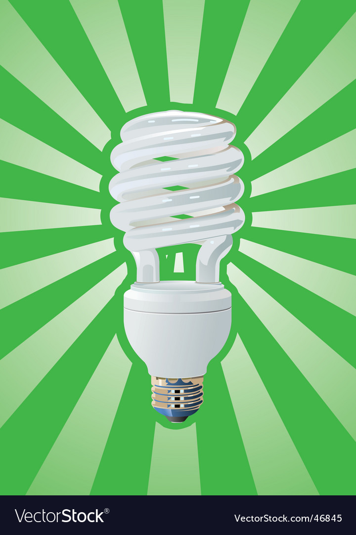 Compact fluorescent vector | Price: 1 Credit (USD $1)
