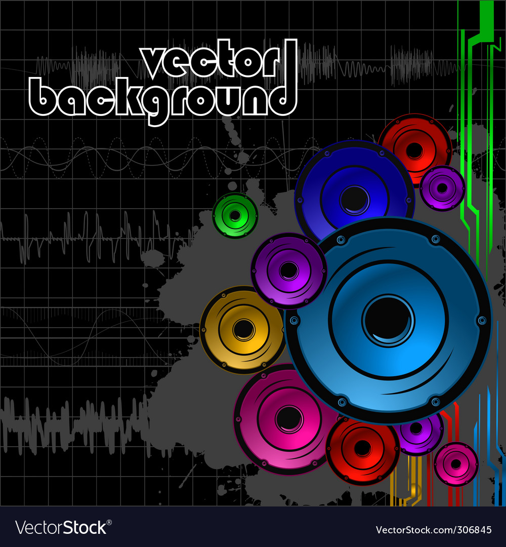Musical fantasy vector | Price: 1 Credit (USD $1)