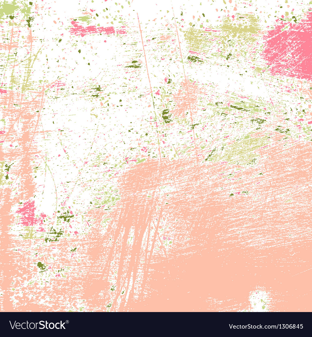 Painted grunge texture vector | Price: 1 Credit (USD $1)