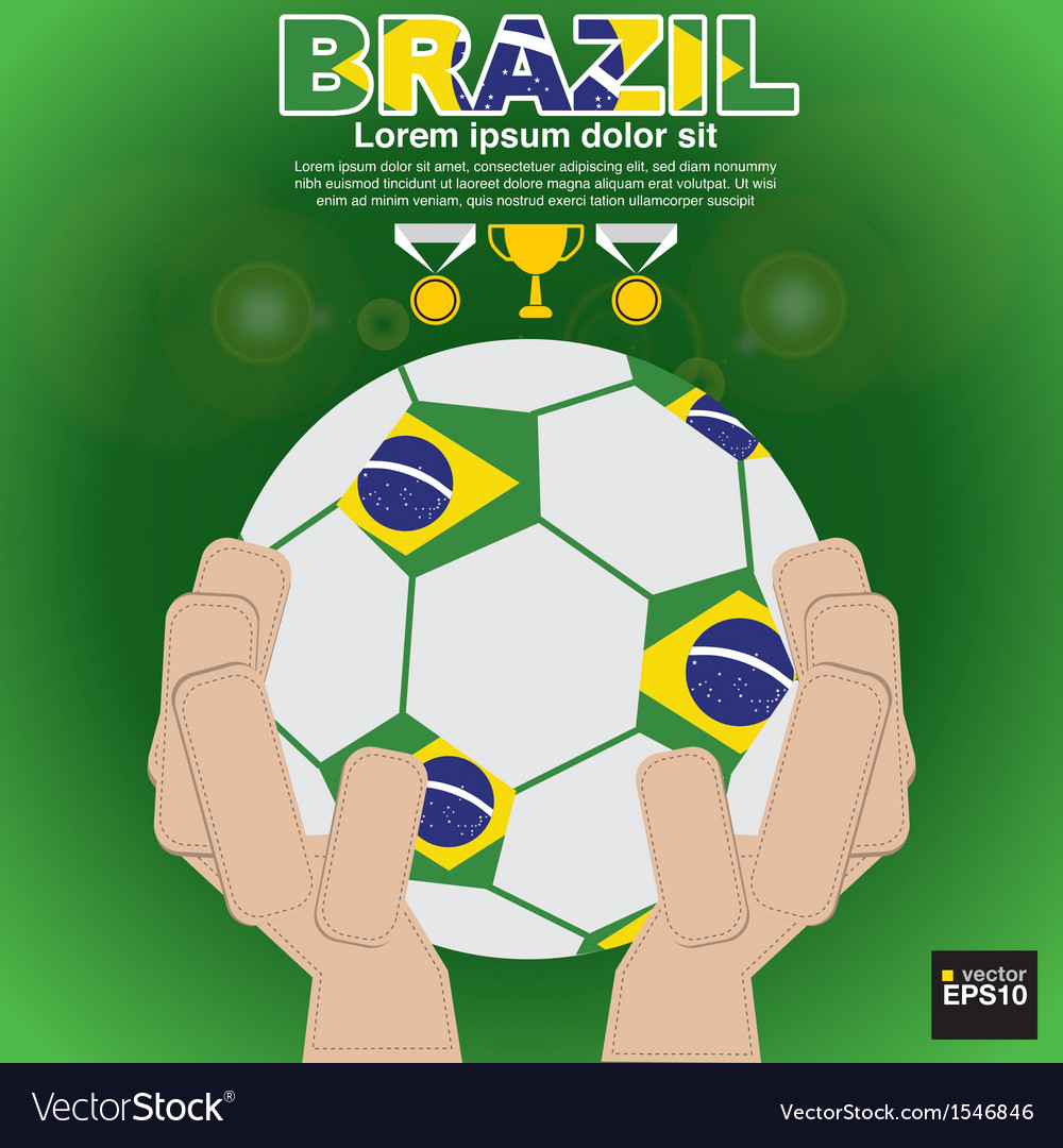 Football championship eps10 vector | Price: 1 Credit (USD $1)