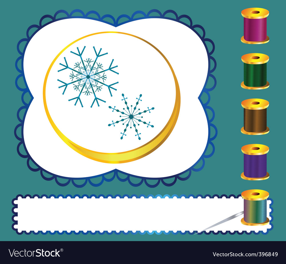 Sewing kit vector   Price: 1 Credit (USD $1)