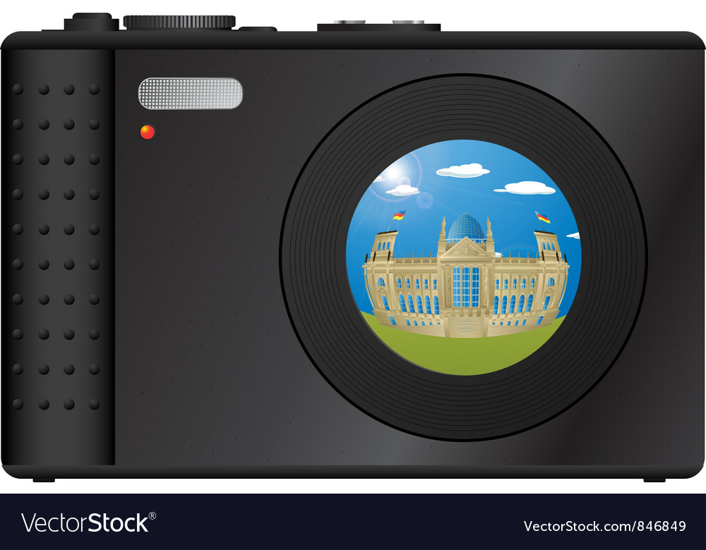 Snapshot berlin vector | Price: 1 Credit (USD $1)