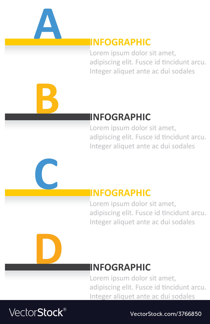 Infograpic 297 vector | Price: 1 Credit (USD $1)