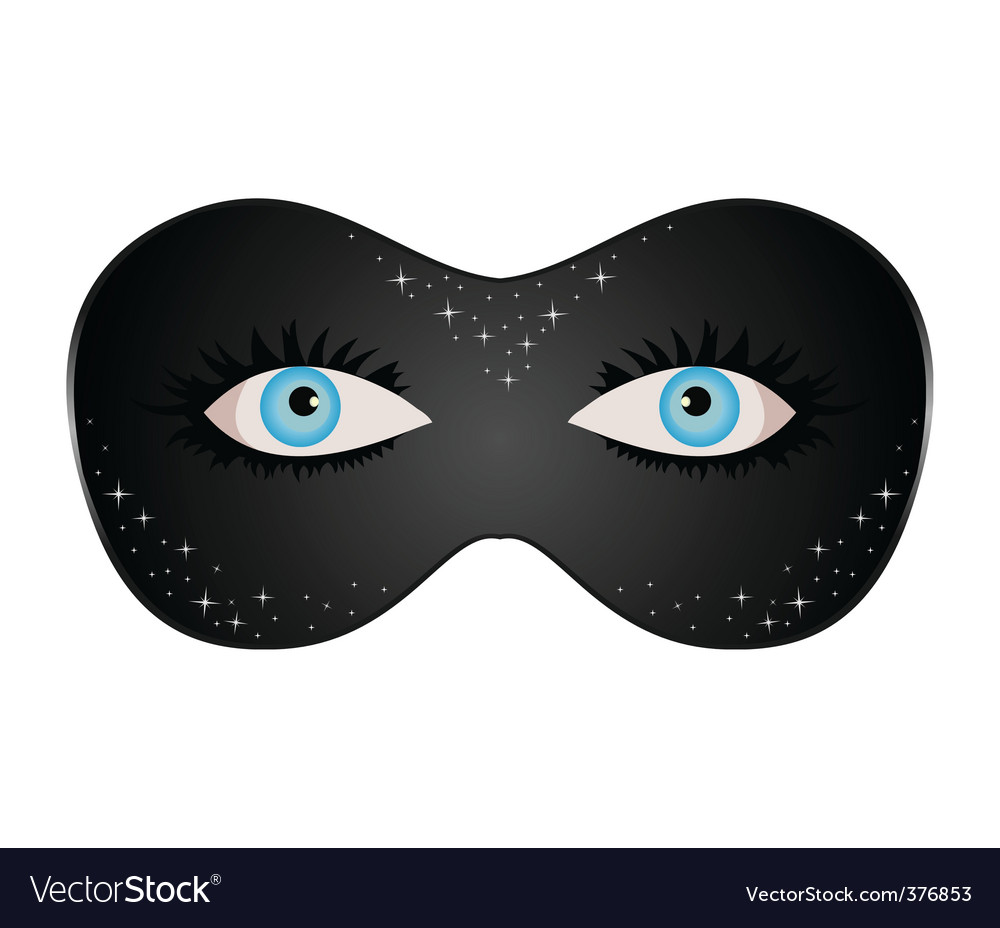Theatrical mask vector   Price: 1 Credit (USD $1)