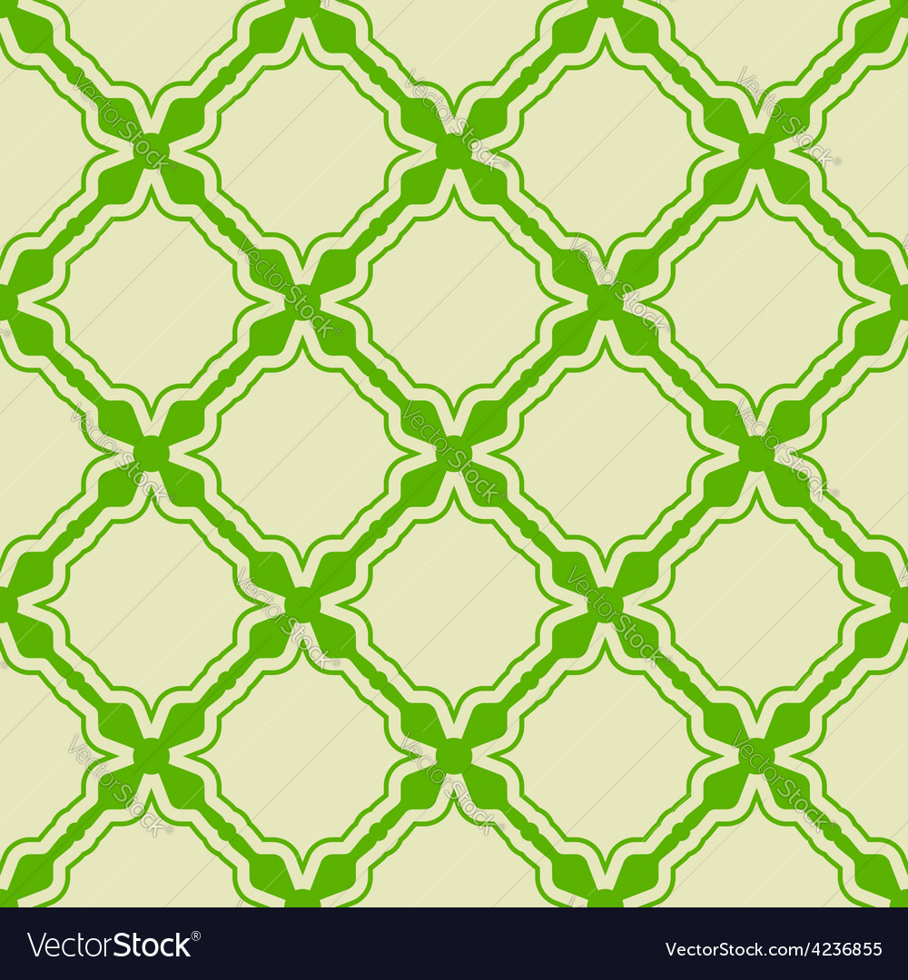 Green seamless pattern vector | Price: 1 Credit (USD $1)