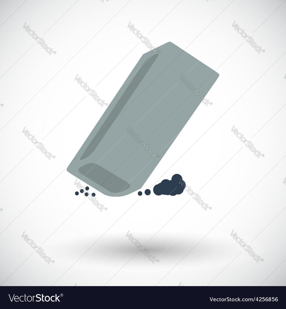 Eraser vector   Price: 1 Credit (USD $1)