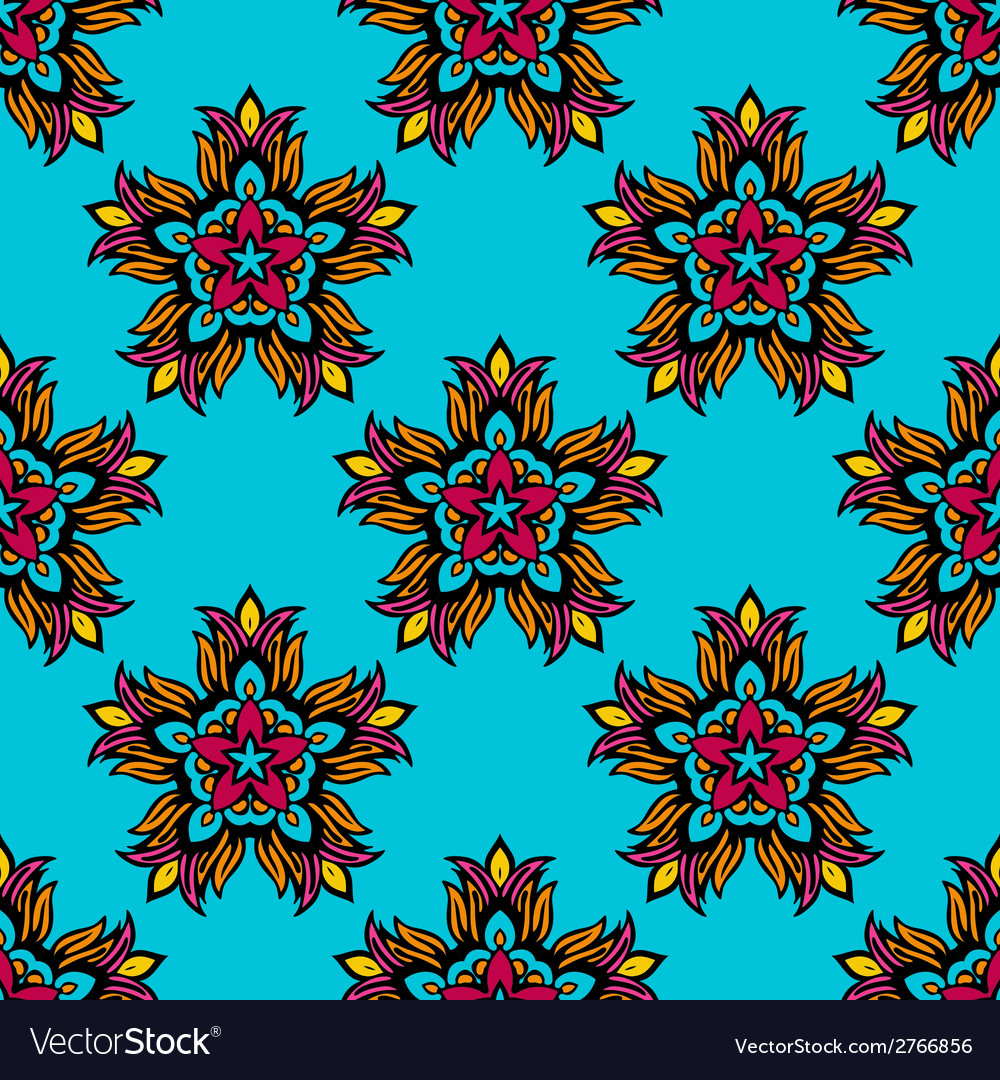 Seamless pattern abstract background vector   Price: 1 Credit (USD $1)