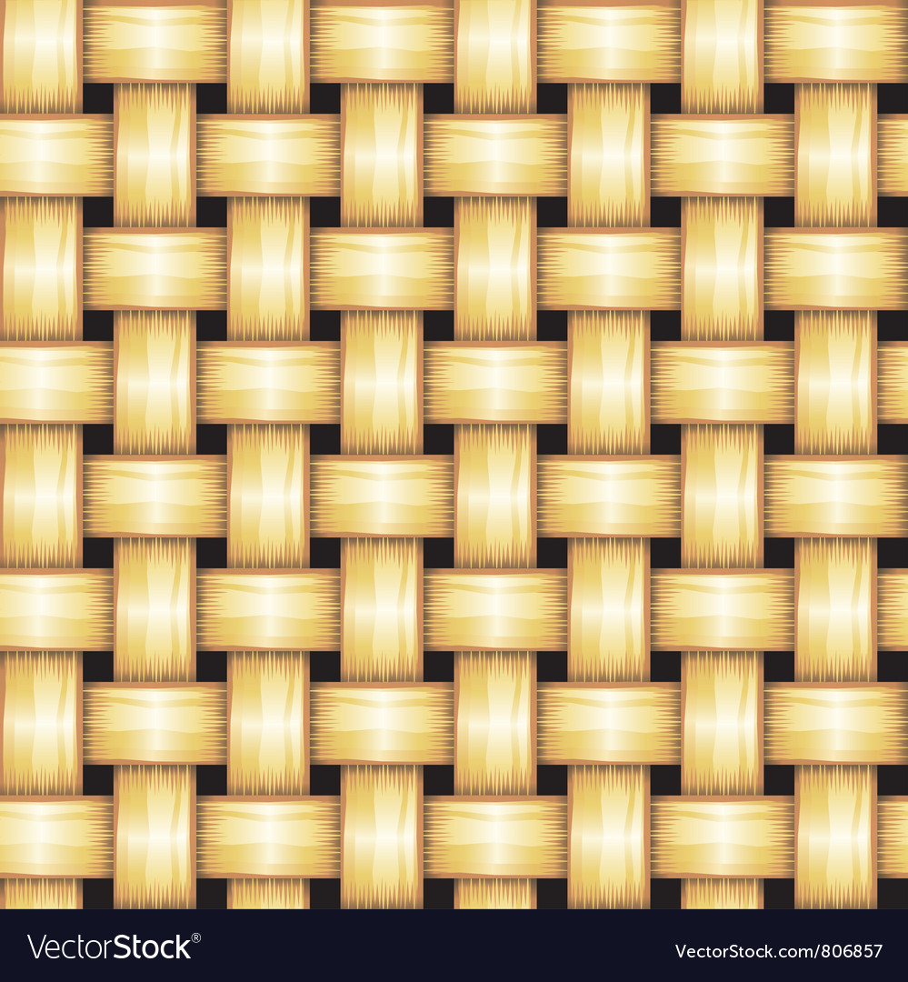 Rattan seamless texture vector | Price: 1 Credit (USD $1)
