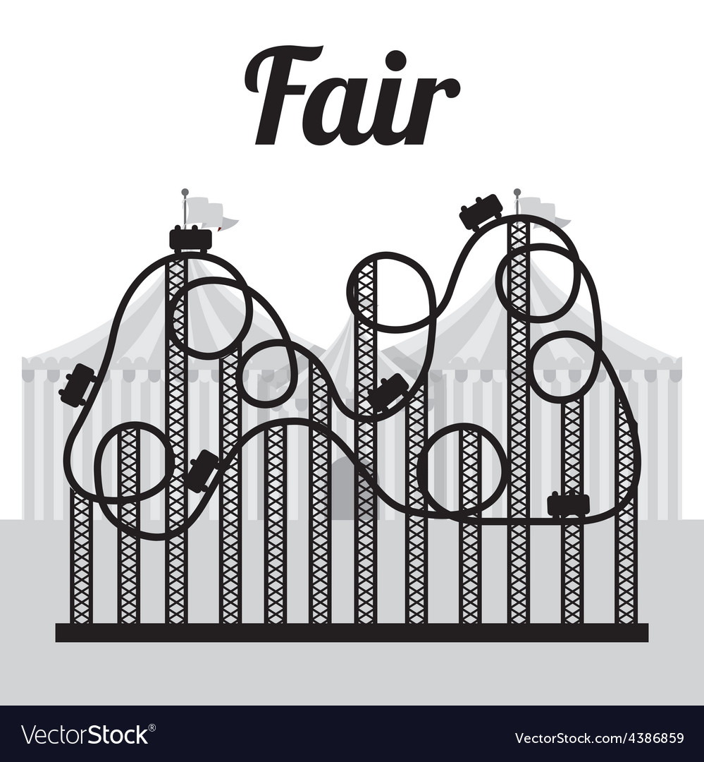 Fair design vector | Price: 1 Credit (USD $1)