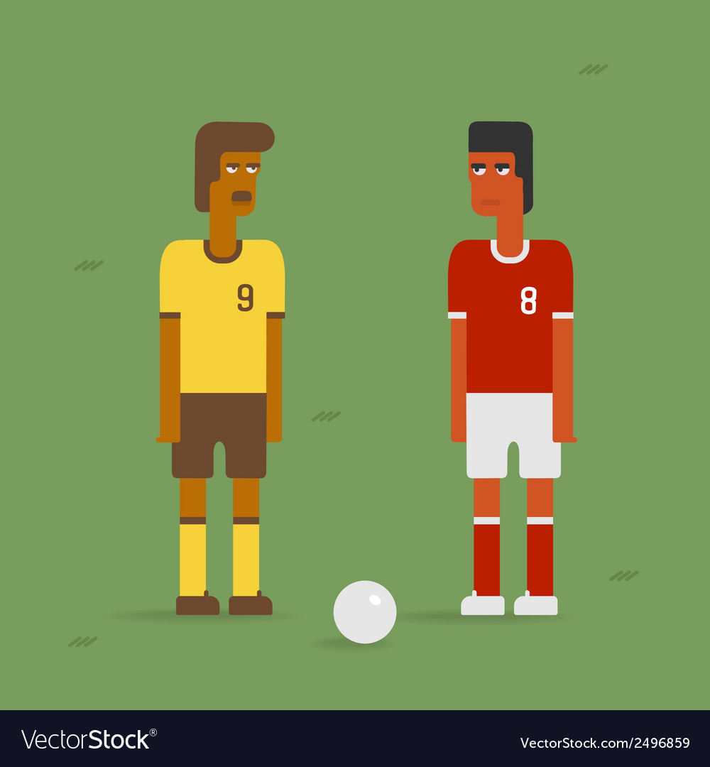 Football competitions vector | Price: 1 Credit (USD $1)